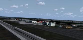 Chile, La Paloma Airport