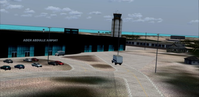 Somalia, Mogadishu https://3dwarehouse.sketchup.com/model/17cd7a5a-218b-4252-956e-ba88a45e97fb/Mogadishus-new-terminal-Aden-Adde-International-Somalia