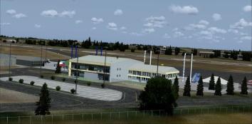 Chile, Osorno Airport