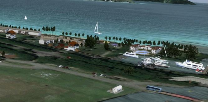 Brazil, Portobello Resort RJ