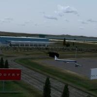 Uruguay Xplane scenery