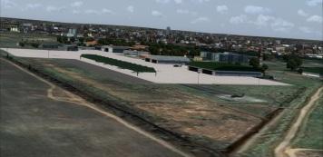 SBCG Campo Grande Airbase