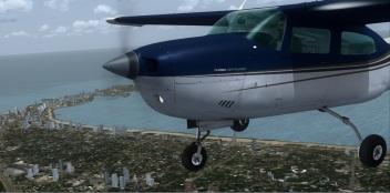 Uruguay, Punta del Este VFR