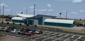 Tres Lagoas SBTG parking lot