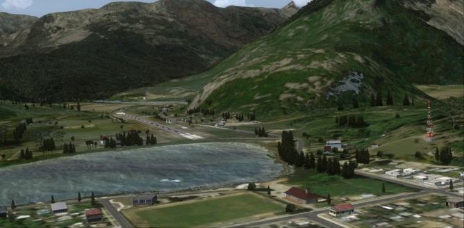 Futaleufu (SCTF) Chile