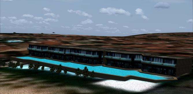 Hotel Essenza VFR SBJE
