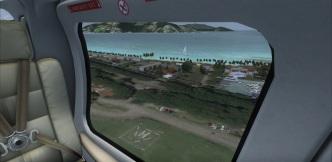 Helicopter View Brazil, Portobello Resort Rio de Janeiro