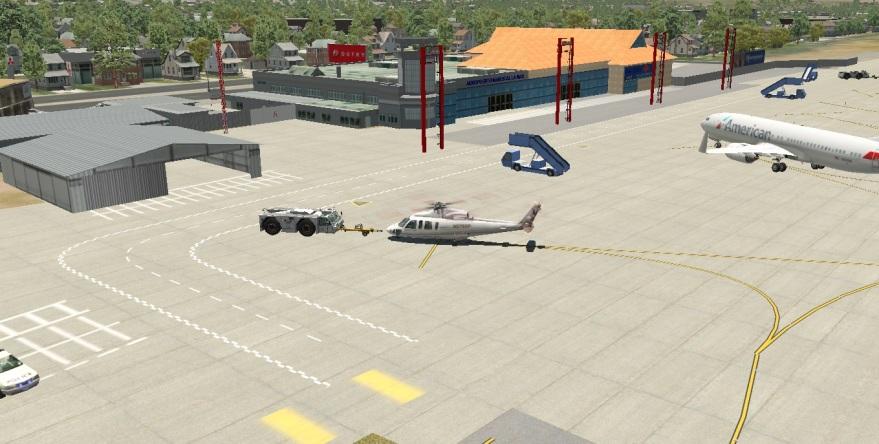 Mariscal La Mar SECU Xplane