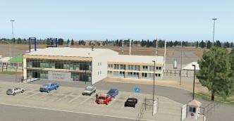 Chile Xplane scenery – 3D MODEL BRASIL COM