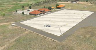 Brazil Xplane scenery – 3D MODEL BRASIL COM