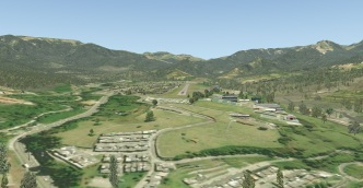 Colombia Xplane scenery – 3D MODEL BRASIL COM